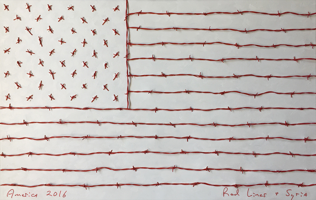 Red Lines + Syria